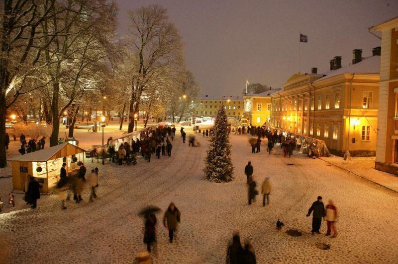 Bootscharter Finnland: Turku war 2011 europäische Kulturhauptstadt
