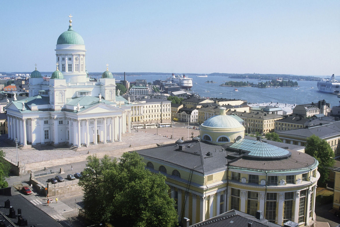 Charter Finnland: Helsinki – Die Hauptstadt Finnlands