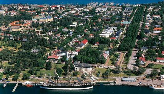 Yachtcharter Finnland: Mariehamn – die Hauptstadt der Alandinseln