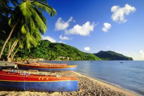 Charter Kleine Antillen: Das Revier ist unglaublich vielfältig