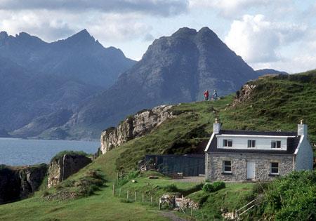Bootscharter Schottland: Die Isle of Skye ist eine der schönsten Inseln, die Schottland zu bieten hat