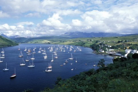 Charter Schottland: Der Classic Malt Cruise