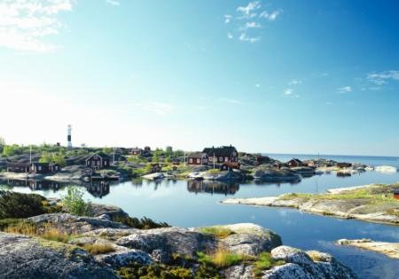 Charter Schweden: Die Sch�reng�rten Schwedens