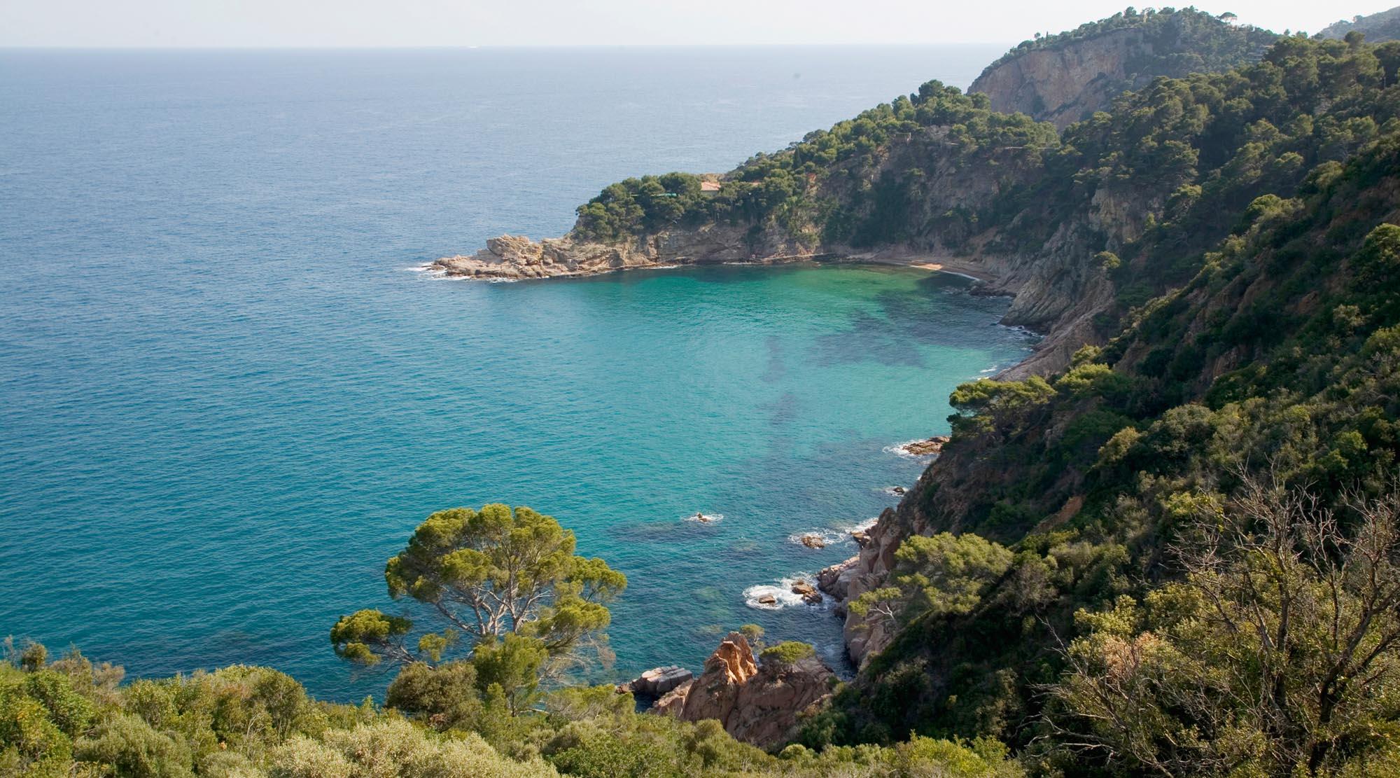 Bootscharter Spanische Küste: Die Costa Brava gilt als einer der schönsten Küstenabschnitte Spaniens