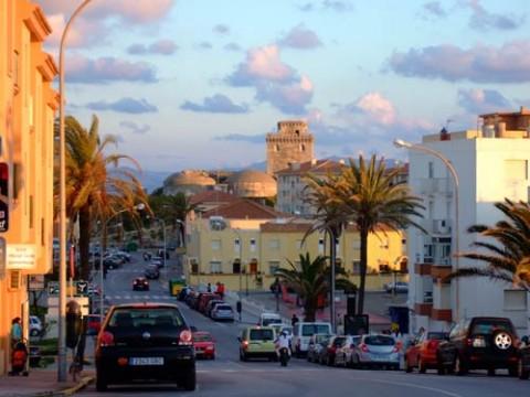 Charter Spanische Küste: Tarifa ist der südlichste Ort Spaniens