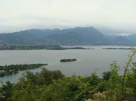 """Yachtcharter Gardasee: Die Isola San Biagio wird auch als """"Haseninsel"""" bezeichnet"""