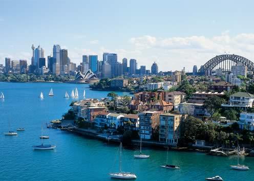 Charter Sydney: Sydney ist eine Segelmetropole