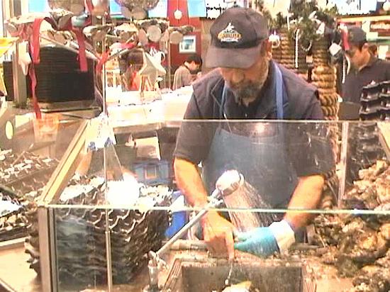 Charter Sydney: Sydneys Fischmarkt ist der zweitgr��te der Welt