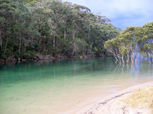 Yachtcharter Sydney: Malerische Bucht in Pittwater
