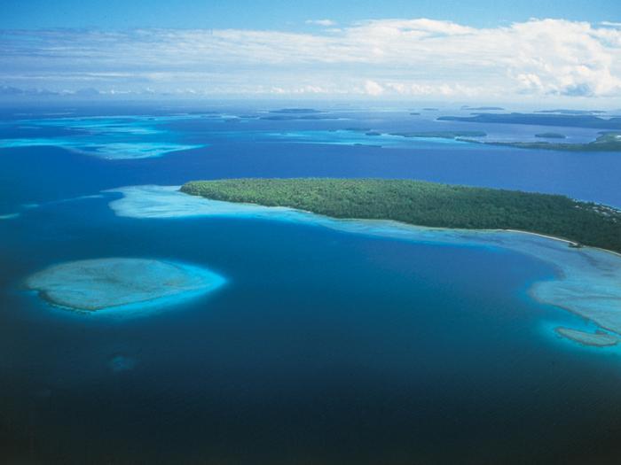 Bootscharter Tonga: Insgesamt 176 Inseln bilden das Königreich Tonga